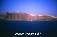 Fahrt im Krater