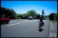 Auf der Dyers Paß Road