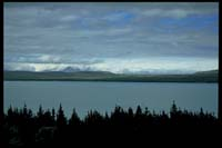 Am Lake Pukaki