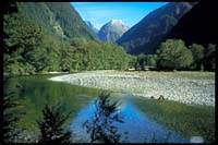 Clinton River (Milford Track, 1.Tag)