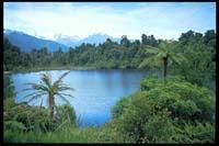 Am Lake Mapourika
