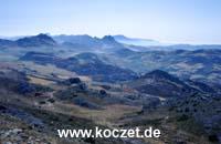 Ausblick vom El Torcal