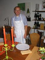 Kochkurs 06.07.2005